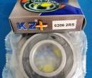 BẠC ĐẠN ẤN ĐỘ KZ 6206 - 2RS
