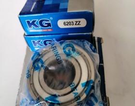 Bạc đạn KG  6203 ZZ