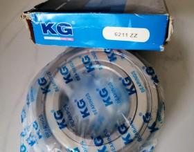 Bạc đạn KG  6211 ZZ
