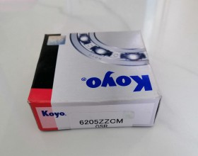 Bạc đạn KOYO 6205 ZZCM