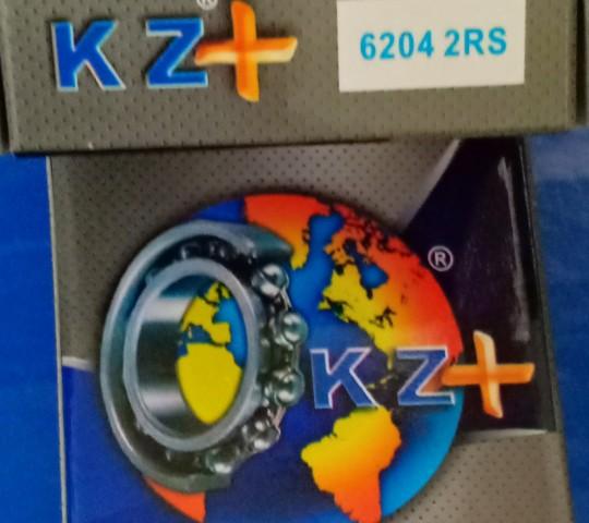 BẠC ĐẠN ẤN ĐỘ KZ 6204 - 2RS